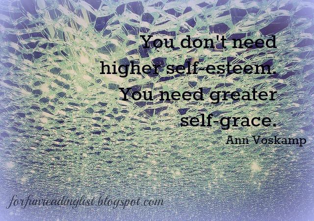Ann Voskamp Quote - Reading List