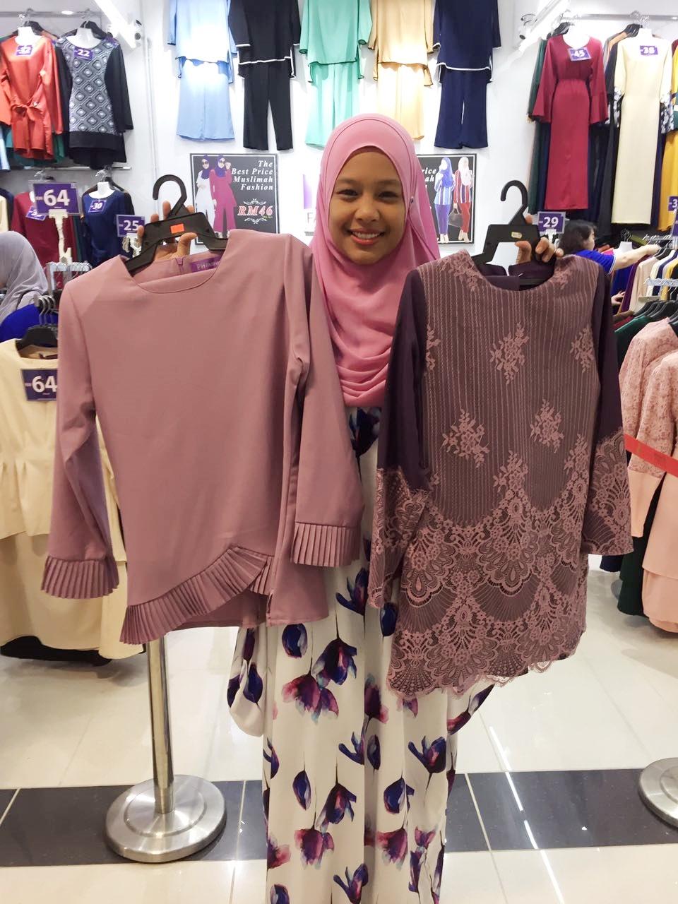 Atiehilmi Com Malaysian Lifestyle Blogger Pearl Harbour Fashion Lubuk Pakaian Muslimah Moden Dan Trendy