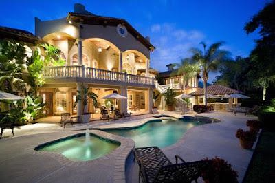 Mediterranean style house 01