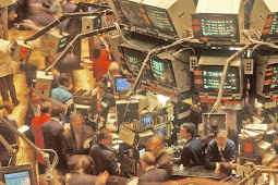 """The Art of Investing: A New Wall Street """"Line Dance"""""""