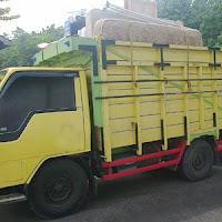Melayani sewa truk di Medan.