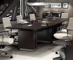 Dark Espresso Conference Table
