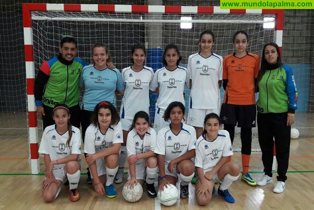 Un centenar de deportistas de La Palma participan este fin de semana en los XXXVI Campeonatos de Canarias en Edad Escolar en diferentes modalidades