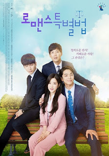 Sinopsis Drama Special Laws of Romance