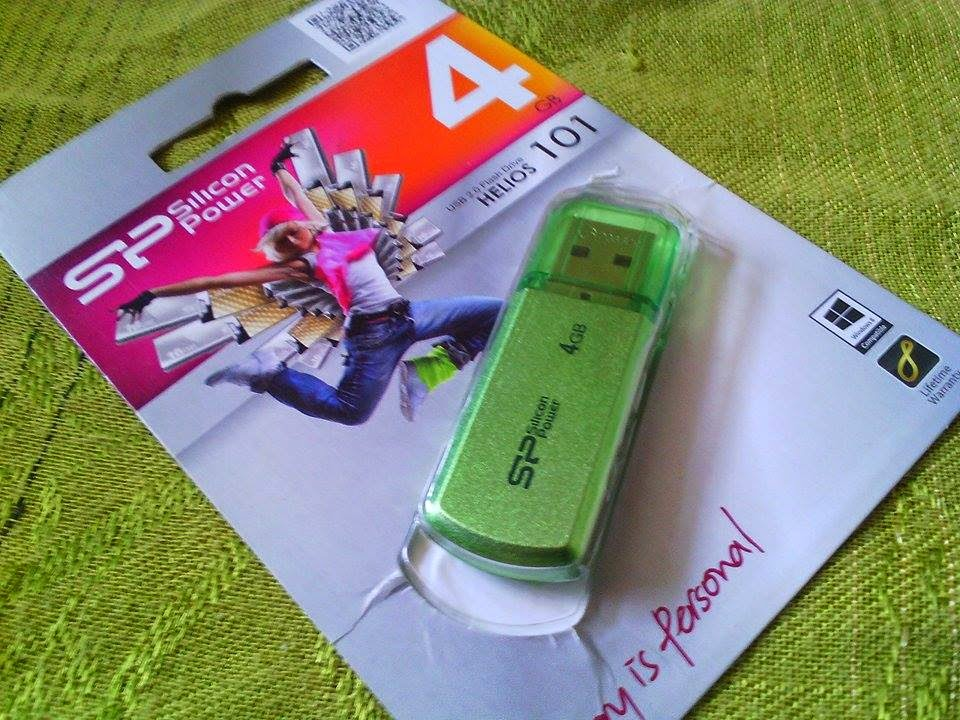 SP Silicon Power USB 2.0 Flash Drive Review