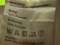 Etikett: Matratzentopper Viscoelastisch Matratzenauflage Visco Schaum 90x200cm-180x200cm - verschiedene Größen (140x200 cm)