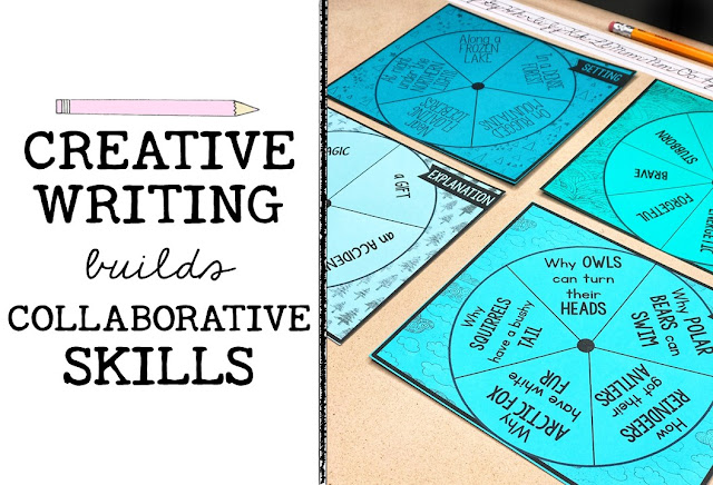 Get students writing with fun and engaging creative writing lessons.