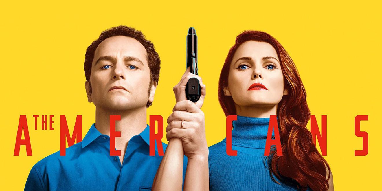 Quinta temporada de 'The Americans' con FX Matthew Rhys y Keri Russell