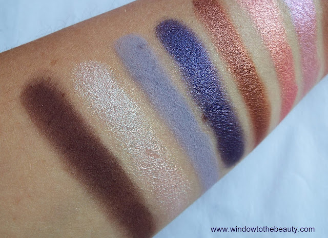 nabla swatches