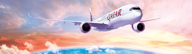 A350 von Qatar Airways