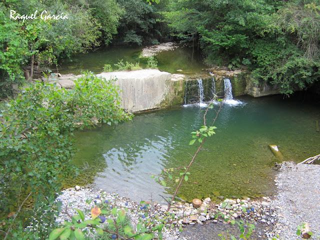 Río Altube. Baranbio (Álava)