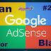 Penyebab Iklan Google Adsense Error/Blank 2017