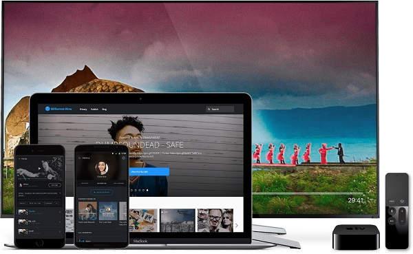 BitTorrent Now music and video streaming app for Android, iOS and Apple TV launched