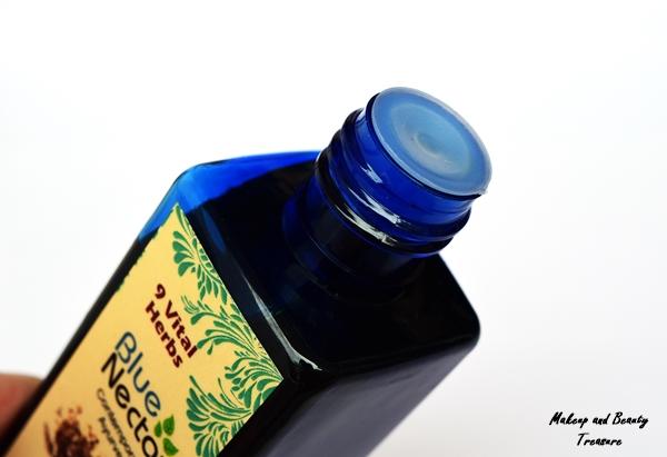 blue-nectar-ayurvedic-hair-oil-review