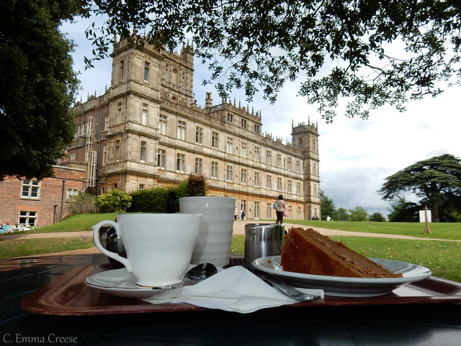 Downton Abbey, Highclere Castle Adventures of a London Kiwi