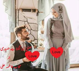 Ishq tera lagta hai zaroori by Hijab Fatima Episode 1 Online Reading