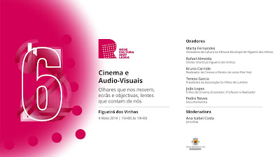 Rede Cultura 2027 @ Auditório Municipal de Figueiró dos Vinhos.