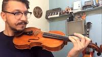 how to do vibrato violin - video