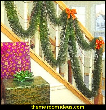 Christmas Garlands decorating christmas decorations christmas theme