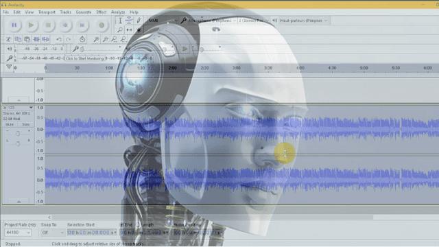 كيف تحول الصوت إلى صوت روبوت عبر برنامج Audacity