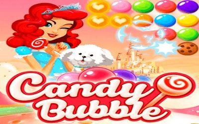 Candy Bubble - Jeu de Puzzle en Ligne