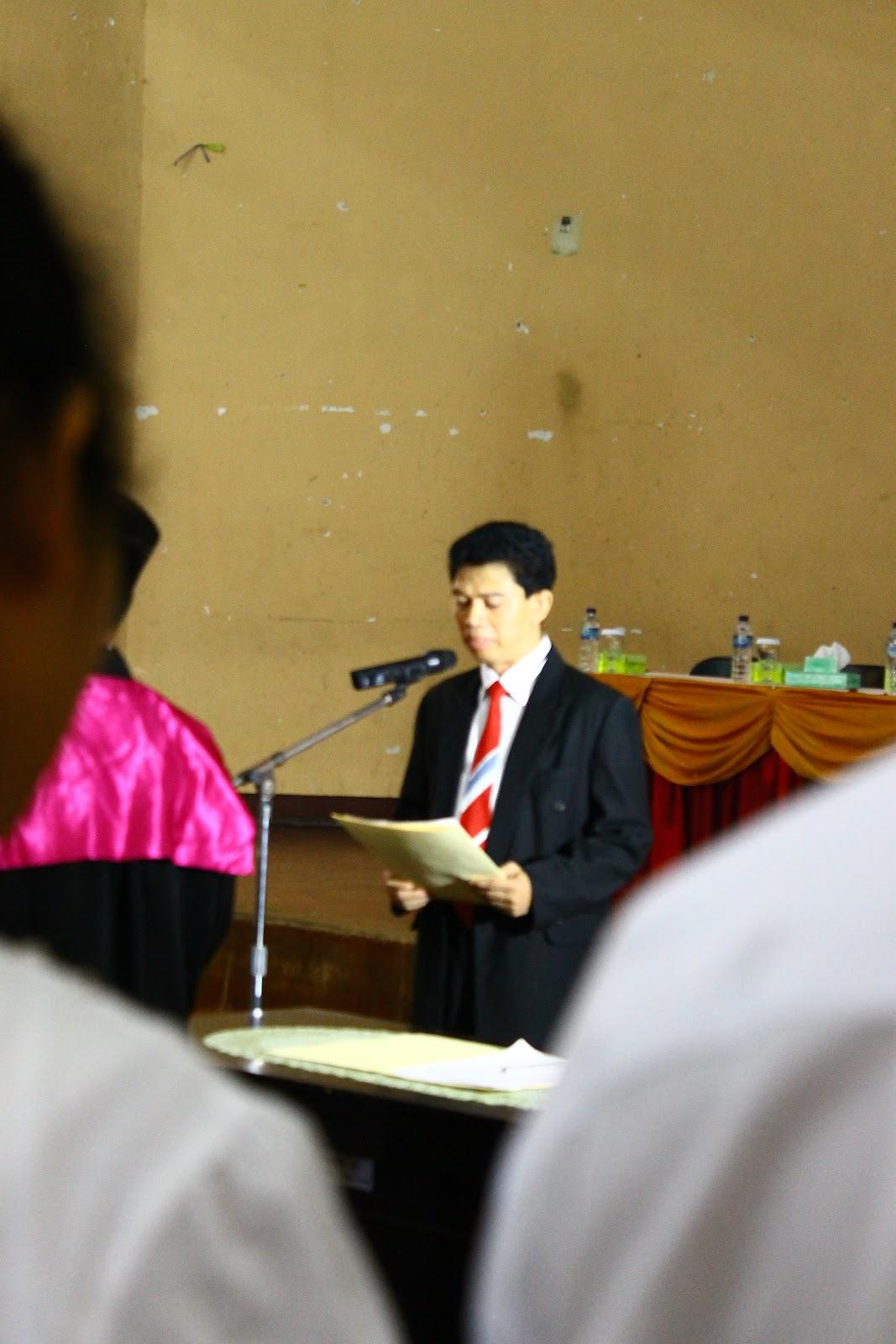 Ketua KPU Lotim
