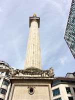 Image of the Monument to the Great Fire of London