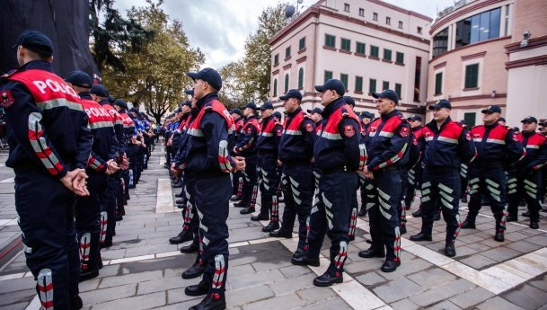 Over 11,000 Albanian police employees to officially go through the Vetting Process