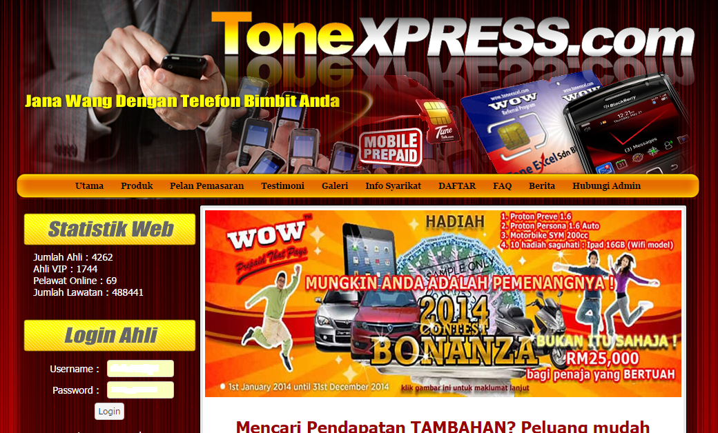 tonexpress.com