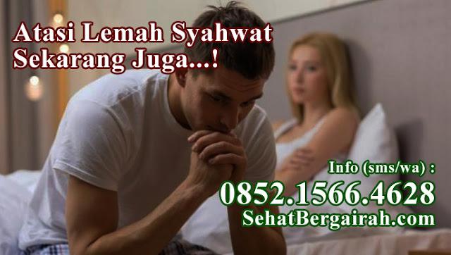 Pengobatan Lemah Syahwat Cara Alami | 085215664628 Herbal Blumen Nasa