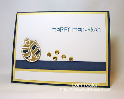 Happy Hanukkah-designed by Lori Tecler-Inking Aloud-stamps from Paper Smooches