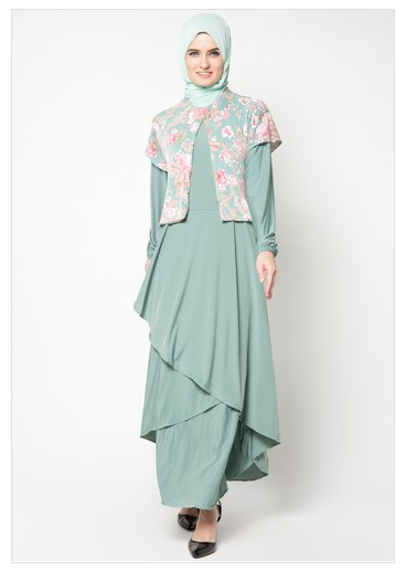 Model Baju Muslim Remaja Modern Terbaru