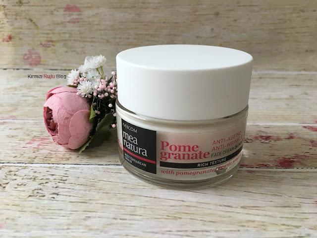 Farcom Mea Natura Pome granate Anti-Wrinkle Face Cream