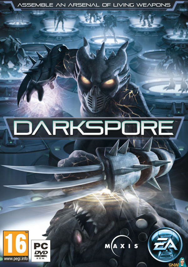 Darkspore Download Cover Free Game