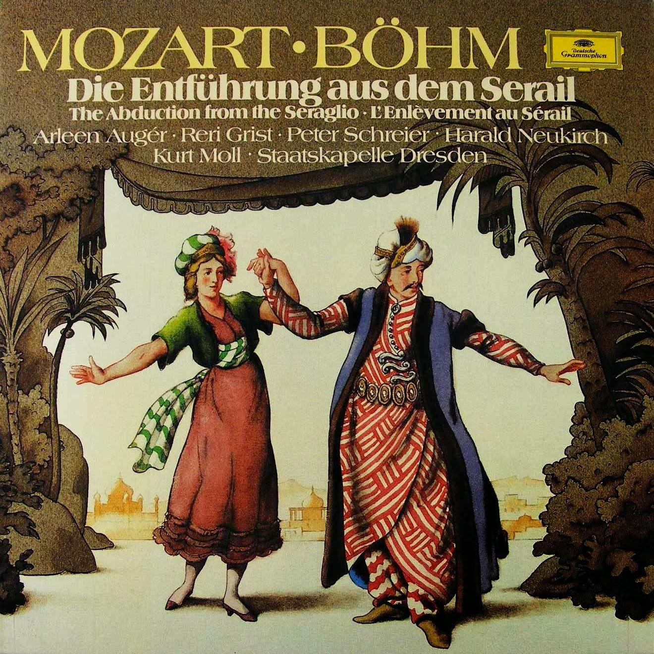 Mozart Serail