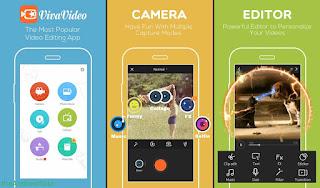 Aplikasi Edit Video Android Terbaik - viva video