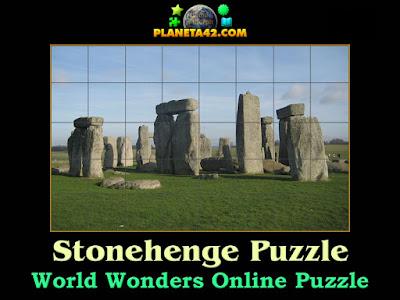 Stonehenge Puzzle