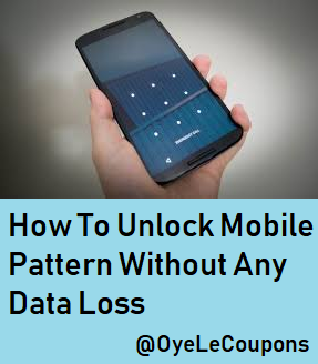How to Unlock Android Phone Pattern Lock Without Losing Data