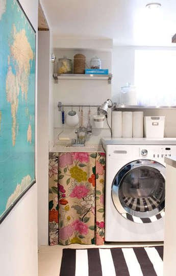 Bohemian House And Home Laundry Rooms Of The Rich