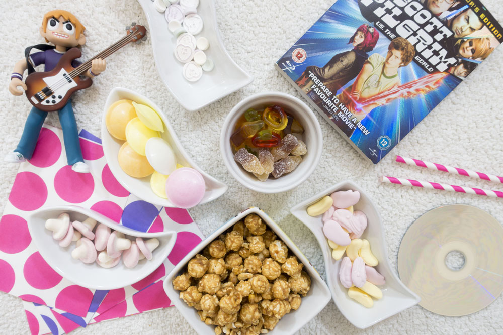 Popcorn & Flying Saucers | Movie Night At Home