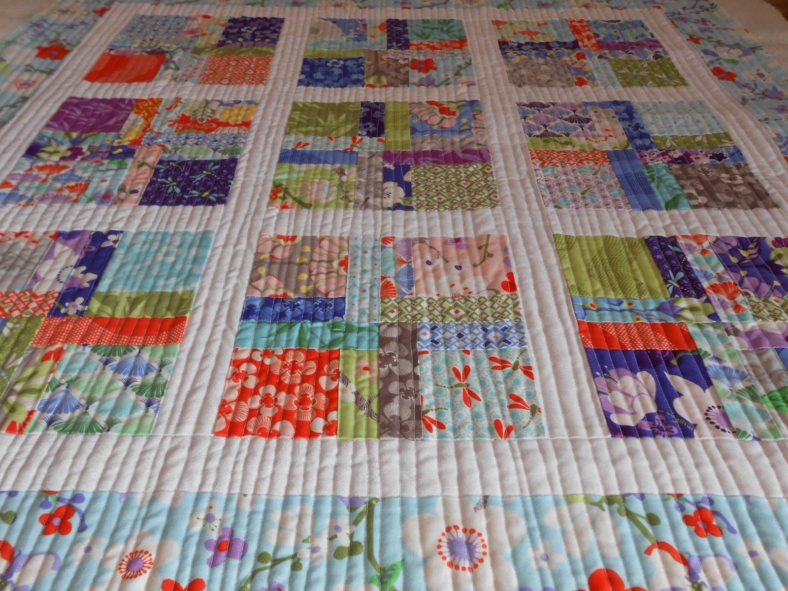 Crafted By KatieB: {Fall Quilt Retreat: Finished Project #2}
