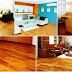 Sử dụng sàn gỗ công nghiệp cho nội thất chung cư và những điều cần lưu ý