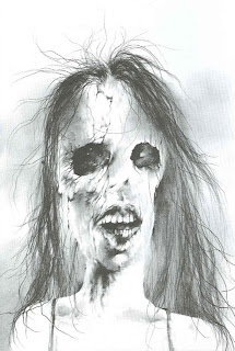 The Haunt In The Cellar, Scary Stories To Tell In The Dark