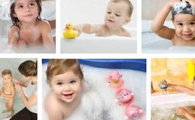 bayi mandi
