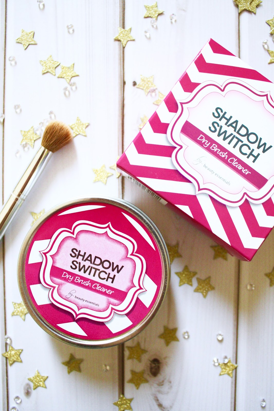 Shadow Switch Dry Brush Cleaner Review