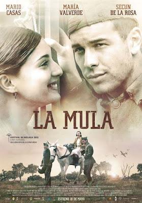 'La Mula', Michael Radford