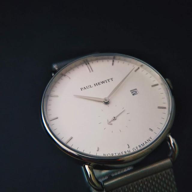 ポールヒューイット PAUL HEWITT プレゼント ブレスレット アクセサリー インスタ 重ね付け モデル プレゼント シルバー ホワイト グランドアトランティック