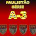 """A-3: 9ª rodada """"goleadora"""" coloca diferença do Galo, 17º para o 6º de apenas 4 pontos"""