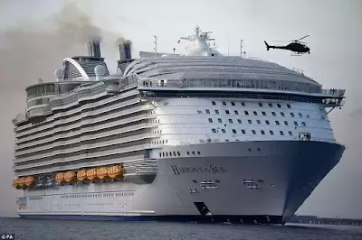 World's biggest cruise ship