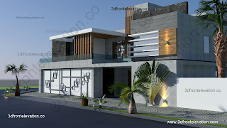 Dubai exterior design and interiors